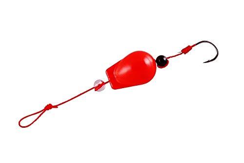 JACKALL(ジャッカル) エッグショット3号 ロックフィッシュレッド.の商品画像
