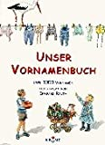 img - for Unser Vornamenbuch. book / textbook / text book