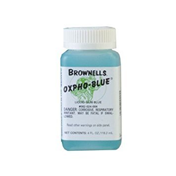 Brownell Oxpho-Blue Professional Grade Cold Blue (Gun Blueing Solution)