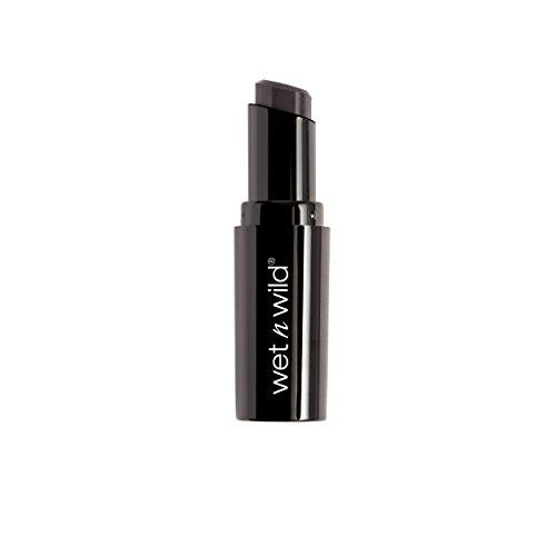 Wet N Wild Halloween 2017 Fantasy Makers MegaLast Lip Color Lipstick, Eerie Onyx (Black)