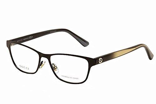 Gucci GG 4259 Eyeglasses 0YLH Black - Gucci Eyeglasses Cat Eye