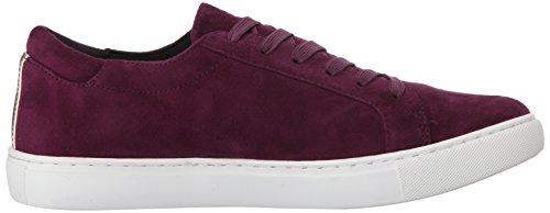 Kenneth Profilo Kam York Moda Cole Donne Sneaker In Basso Camoscio New Melanzane Di qqH4fO