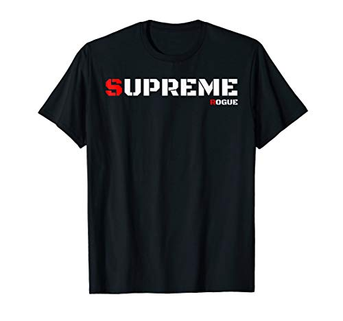 00a04fd8ac01e Red supreme tee shirt the best Amazon price in SaveMoney.es