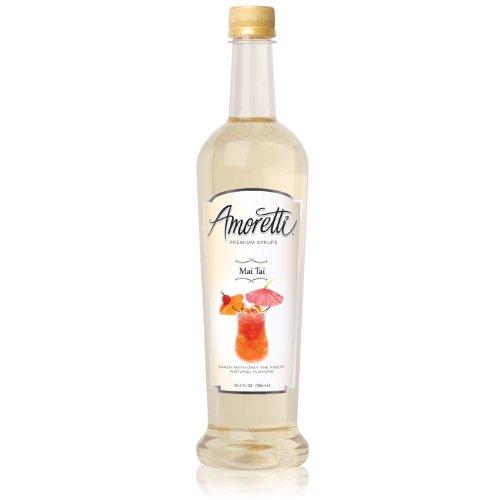 (Amoretti Premium Syrup, Mai Tai, 25.4 Ounce)