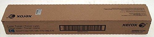 Xerox 006R01524 Cyan Toner for Xerox Color 550,560