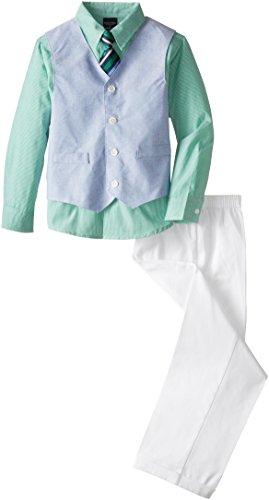 Nautica Little Boys Oxford Vest