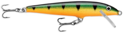 Rapala Original Floater 18 Fishing lure, 7-Inch, Perch