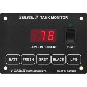 See Level 709P3W1003 Tank Monitor System