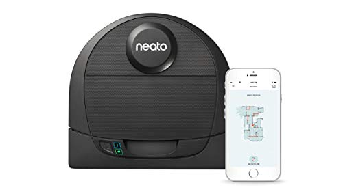 Neato Robotics D4 Vacuum, Black