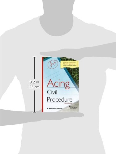 Acing Civil Procedure (Acing Series)
