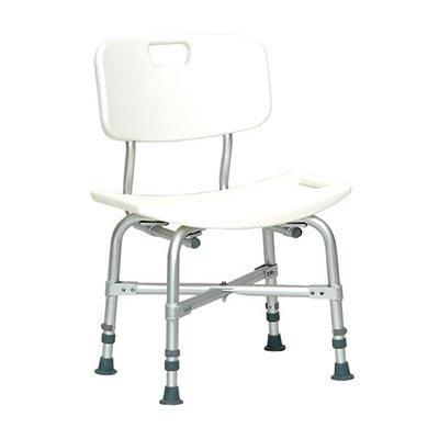 Bariatric Bath Chair with Back - Carton of 2