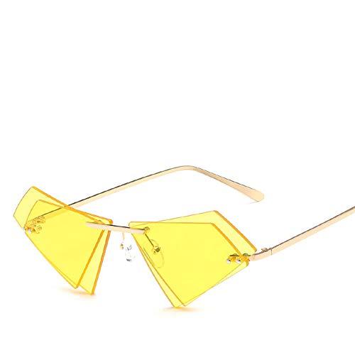 De Gafas Las Gold SeñOras BNN Vendimia Polarizadas ConduccióN yellow Parejas Hombres White Los Sol Metal gfWwATqF