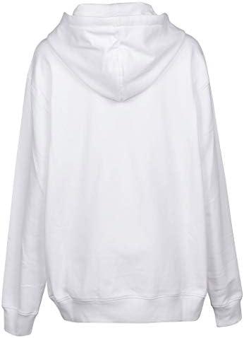 Moschino Damen 17050527J6001 Weiss Baumwolle Kleidung