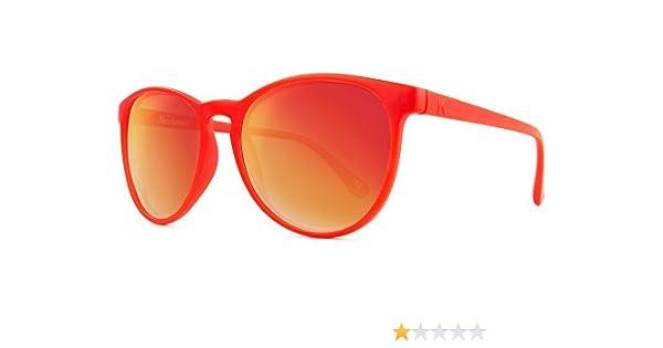 Gafas de sol Knockaround Red / Red Sunset Mai Tais: Amazon ...