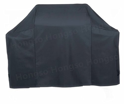Sale!! Hongso C7573 Barbecue Grill Cover Replacement for Weber 7573 / 7106, Weber Spirit 200/300 Gas...