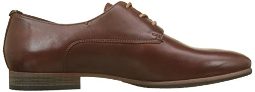 Femme Fonc Derbys Kickers Gazellan camel Marron qE6SPa
