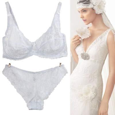 022771d41fc18 Amazon.com  GuiZhen vs Secret Brand lace Bra Set Transparent Bras ...