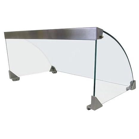 Amazon.com: vidrio protector guardia para Hot Dog Roller ...