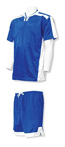 Winchester soccer uniform kit with your player number - size Adult XL - color Royal/White