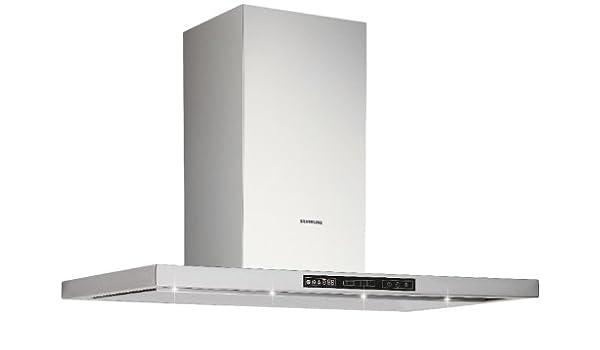 Silverline Leonis Premium De pared Acero inoxidable 900m³/h - Campana (900 m³/h, Recirculación, 39 dB, 65 cm, 75 cm, De pared): Amazon.es: Hogar