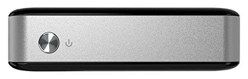 Zotac PI330 1.44GHz x5-Z8500 Negro, Acero inoxidable - Ordenador de sobremesa (x5-Z8500, 64 bits, Flash, Intel® AtomTM, Negro, Acero inoxidable, Intel® HD Graphics)