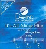 : It's All About Him [Accompaniment/Performance Track] (Daywind Soundtracks)