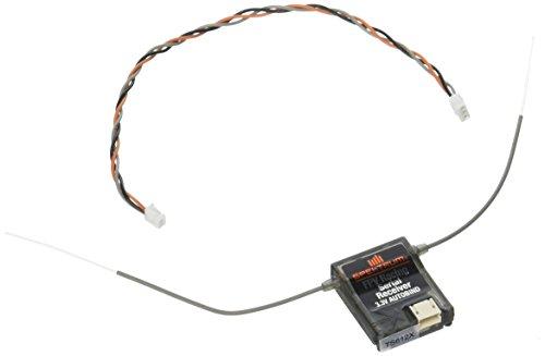 Spektrum DSMX Quad Race Receiver with Diversity (Spektrum Receiver Antenna)