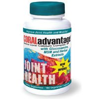 CORALadvantage Joint Health 180 VGC by Advanced Nutritional