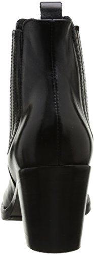 Donna Piu Enea 7705 - Botas de cuero mujer negro - Noir (Tequila Nero)