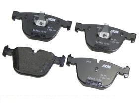 BMW (2006+ m3 m5 m6) Brake Pad Set Rear GENUINE oem factory parts e60 e63 e64 e9