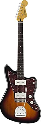 Squier Vintage Modified Jazzmaster Electric Guitar, Rosewood Fingerboard, 3-Tone Sunburst by Fender Musical Instruments Corp.