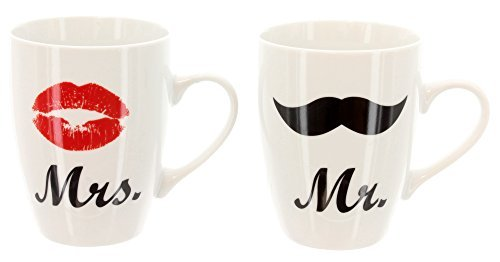 taza-de-caf-Set-Mr-y-Sra-para-Hombre-y-Mujer-como-Set-de-regalo