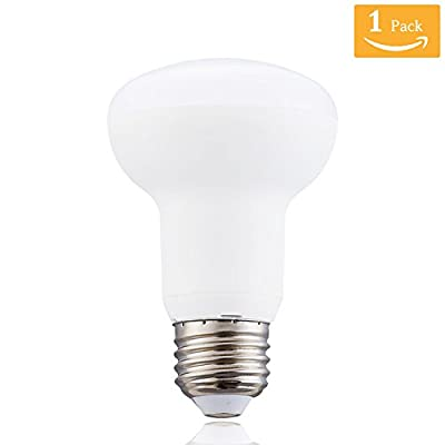 BR20 Not-Dimmable LED Bulb, 7W ( 70W Equivalent ), R20 Wide Flood Light Bulb, 2700K Warm White 700lm, 120° Beam Angle, E26 Medium Screw Base