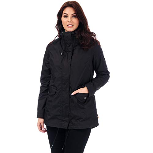 Timberland Women's Mount Carbot Jacket 11-12 Years Black (Jacket For Women Timberland)