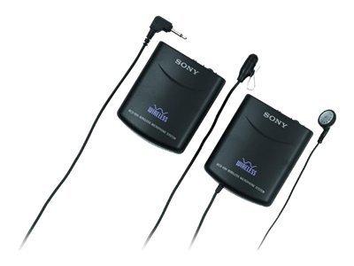 Sony WCS999 wireless microphone system