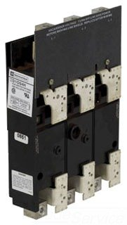 SCHNEIDER ELECTRIC D10S4H Disconnect Sw 600-Vac 200-Amp D10 Door Mount Electrical Box by Schneider Electric
