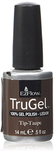 EZ Flow 2nd Launch Gel Polish, Tip Taupe, 0.5 Fluid ()