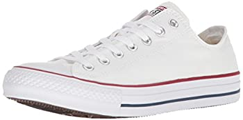 Converse Unisex Chuck Taylor All Star Low Top Optical White Sneakers - 12.5 B(m) Us Women 10.5 D(m) Us Men 1