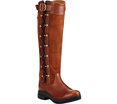 Amazon.com | Ariat Womens Grasmere Pro GTX- Wide Calf | Boots