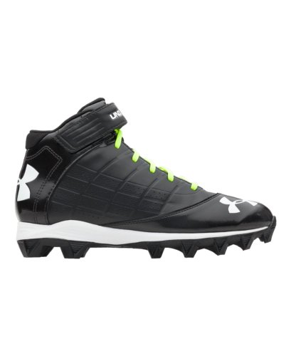 Under Armour Men's UA Crusher Mid Football Cleats