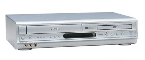 (Toshiba SDV-291 DVD/VCR Combo , Silver)