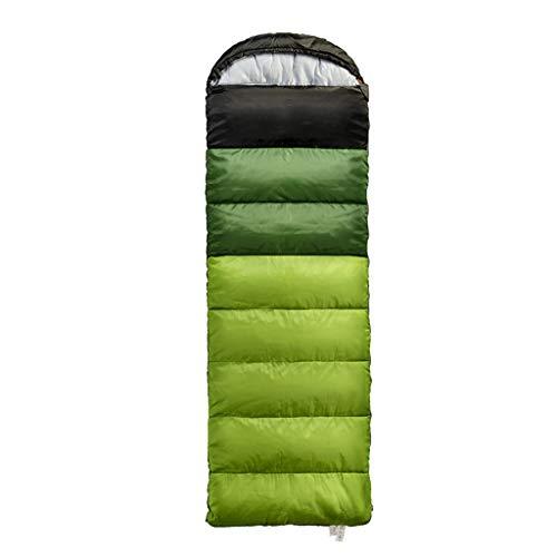 XY&CF Schlafsack-im Freien kampierender Reise-Innenfrühlings-Sommer-Herbst-kalter Erwachsener
