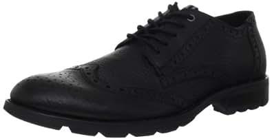 Tommy Hilfiger Men's Fairly Oxford,Black,7.5 M US
