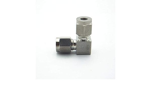Color: Ferrule, Thread Specification: 3mm OD Tube Xucus SS 304 Stainless Steel Double Ferrule Compression Connector 6mm 8mm 10mm 12mm 14mm 16mm Tube Parts Double Ferrule Nut