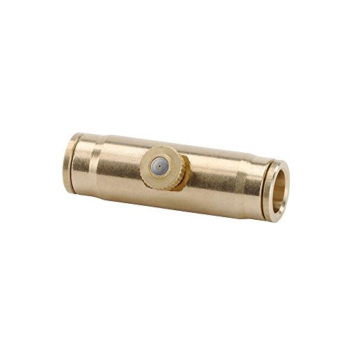 Lock Nozzle (Arctic Cove 3/8 in. Brass Slip Lock Connector with Nozzle)
