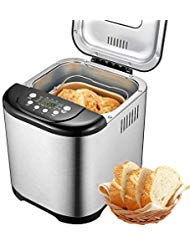 Aicok 2 Pound Beginner Friendly Bread Maker