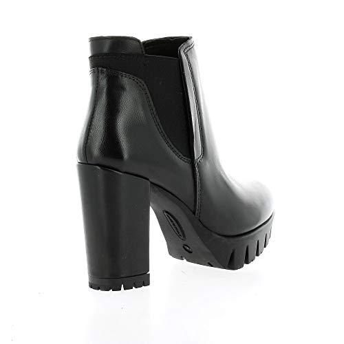 Cuir Nubuck Cuir Noir Nubuck Pao Boots Pao Noir Pao Boots fTwAq0A