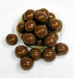Wockenfuss Candies Milk Chocolate Malted Balls - 2lb