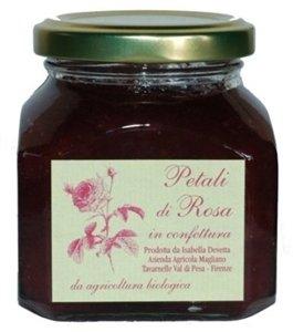Magliano Rose Petal Jam Preserve, Certified Organic (3.6 oz)