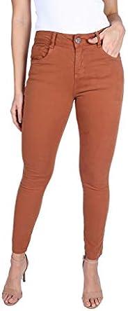 Calça Jeans Skinny, Zune Denim, Feminino